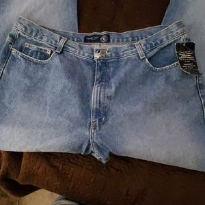 Brand new boot cut jeans!
